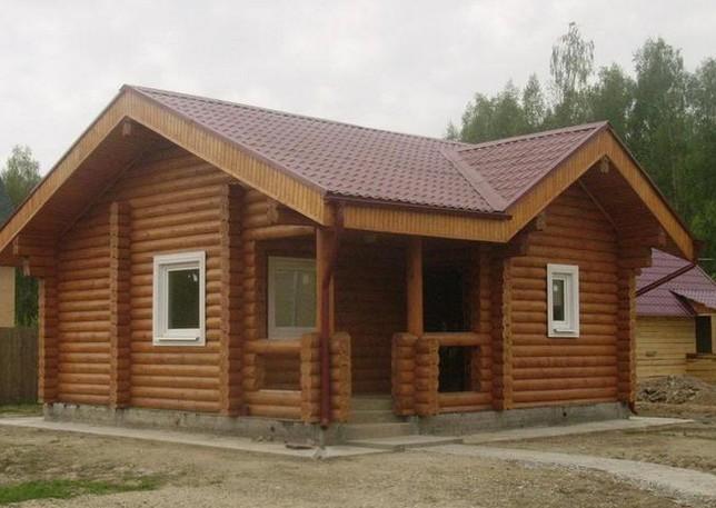 Строительство домов под ключ по
